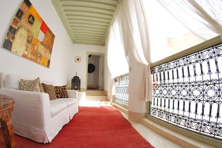 "Riad Ibo ""IBO room+breakfast+wifi"". - Marrakesh"