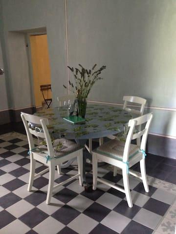 Romantic house in a quiet hamlet - Dolcedo - House