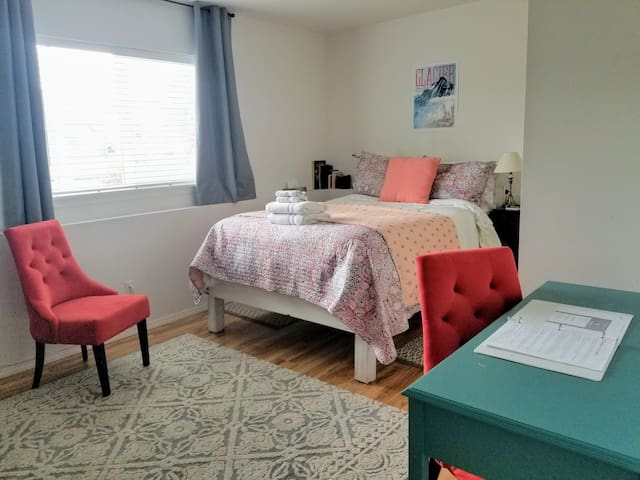 Cozy Southern Kalispell Private Bedroom