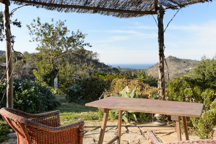 The Terrace ibiza seaviews fabulous - Sant Joan de Labritja - House