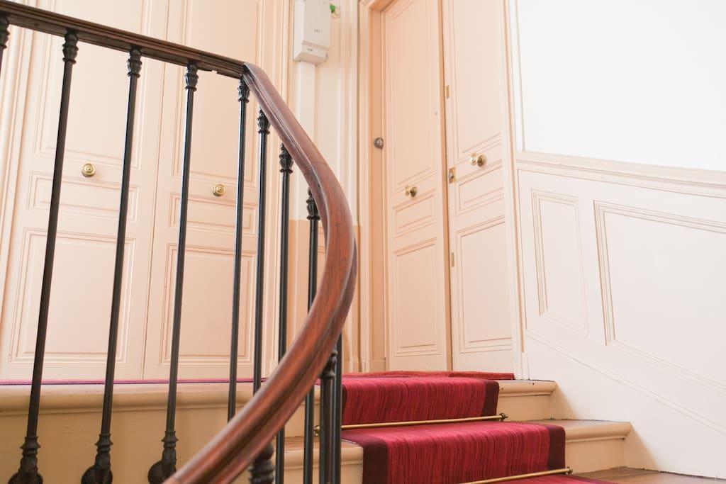 3 pi ces bv richard lenoir paris 11 appartements louer - Interieur appartement original et ultra moderne a paris ...
