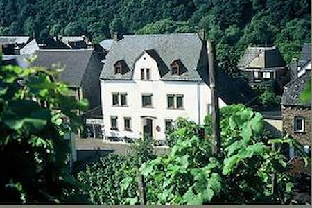 Old winegrower house up to 7 people on the Moselle - House