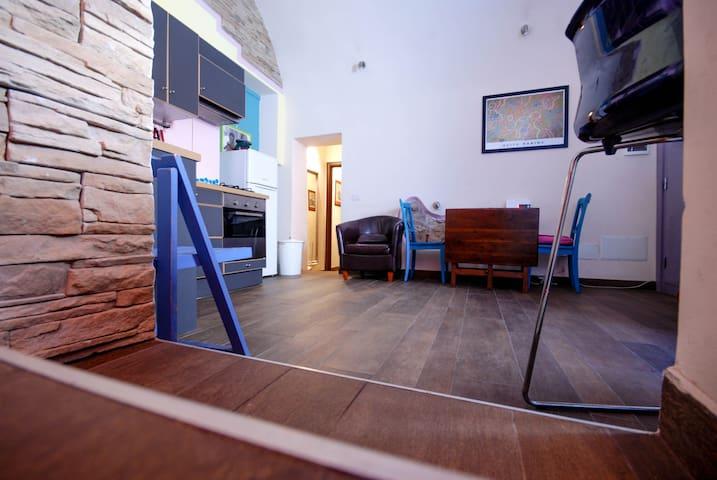 GRILLO HOUSE free Wi-fi   - Roma - House