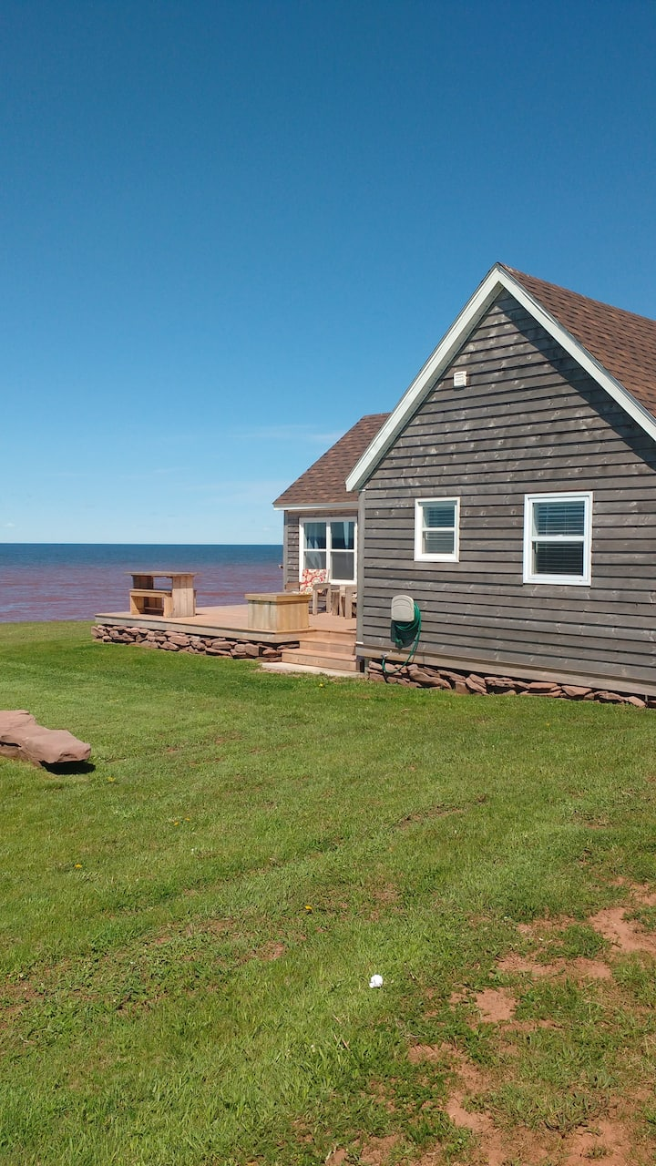 West Cape Escape Cottage rental with private beach