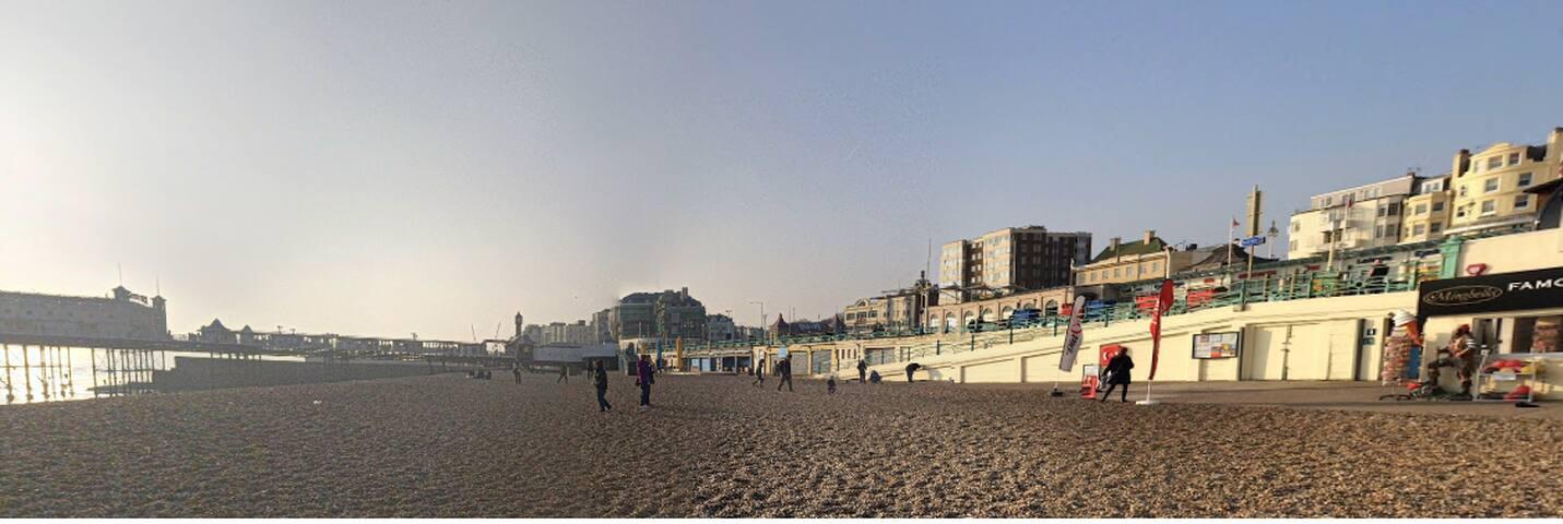 Pier Sea Views Apartment <3 - Brighton - Apartemen