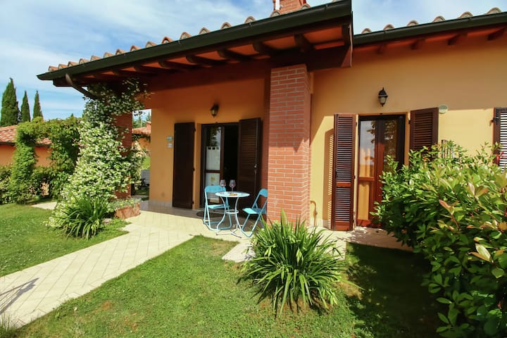 Holiday home with pool in the beautiful Val d'Orcia