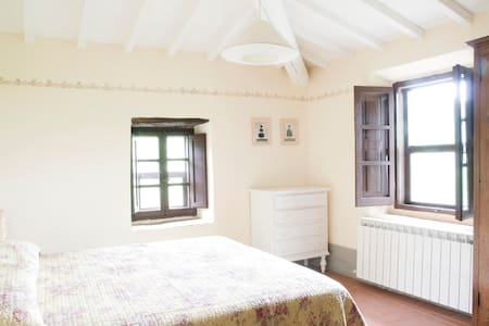 A cosy apartment in Tuscan hamlet/2 - Pieve A Presciano