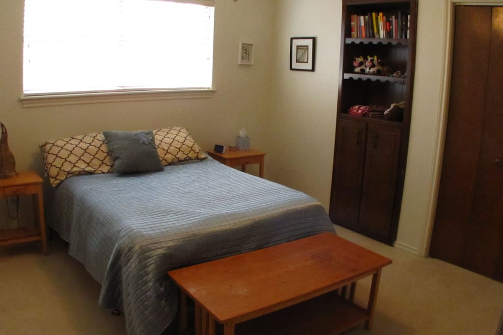 Comfortable 2 person bedroom