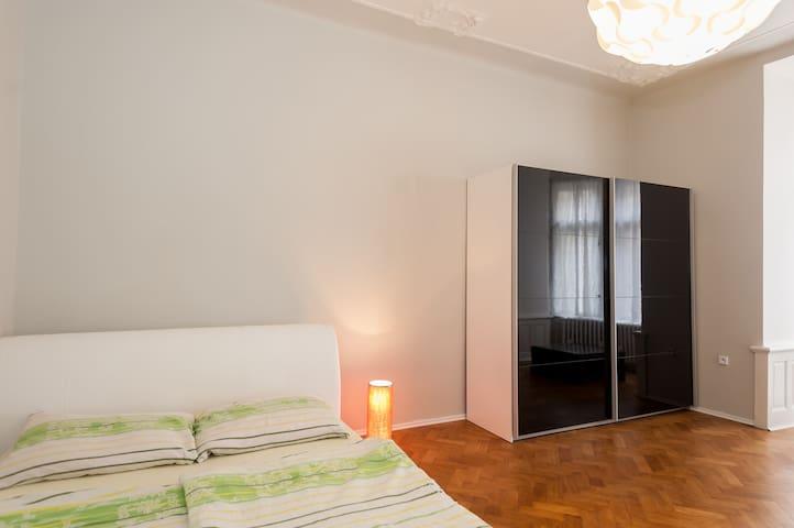 Big, private room, center of Prague!
