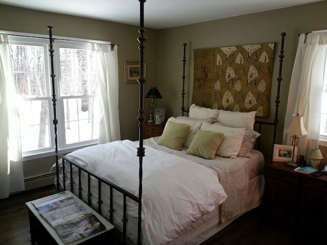 Harmony at Minnewaska - Halcyon B&B - Gardiner - Bed & Breakfast