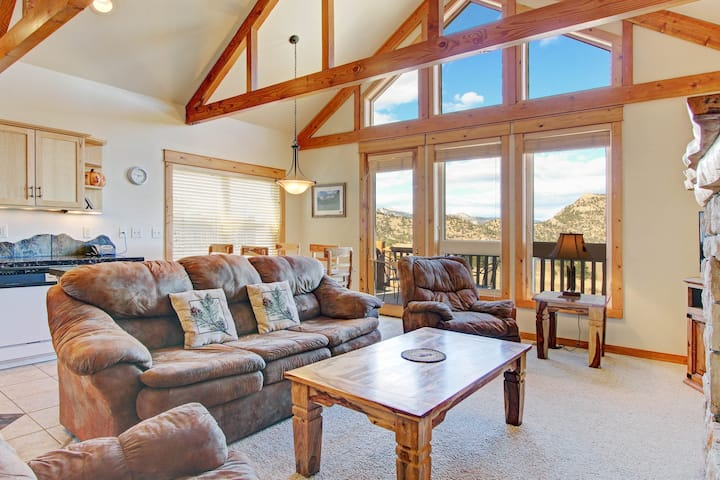 Mount Acoma 38 -2 Br condo with Marys Lake and mountain views!