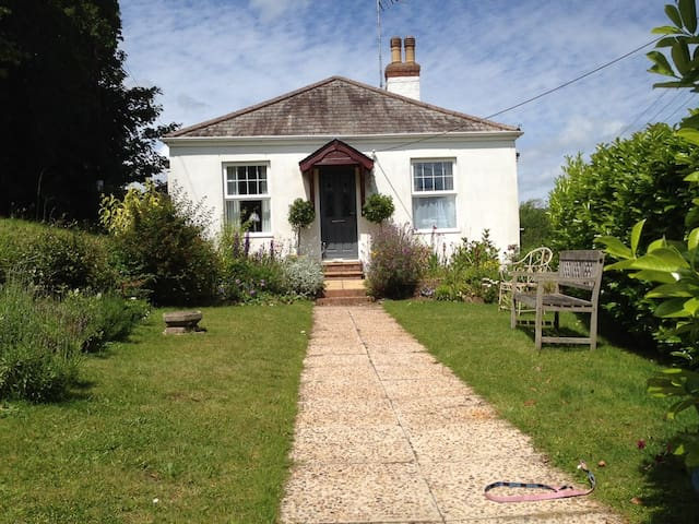 Beautiful seaside cottage - Budleigh Salterton - Rumah
