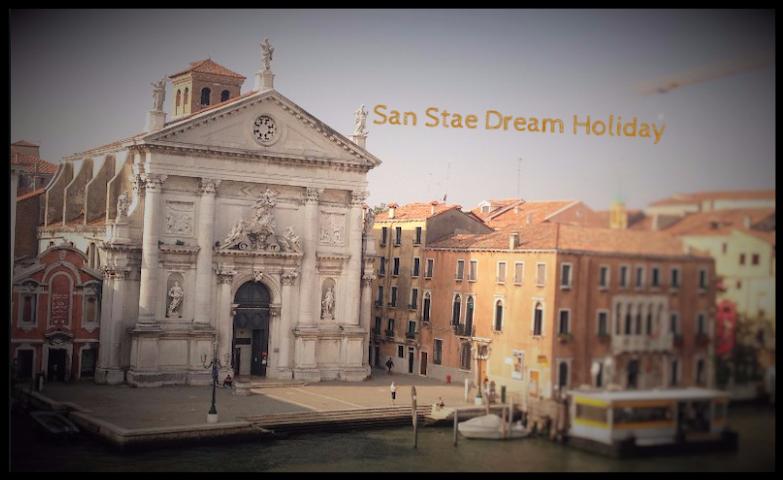 San Stae Dream Holiday - Venise - Maison