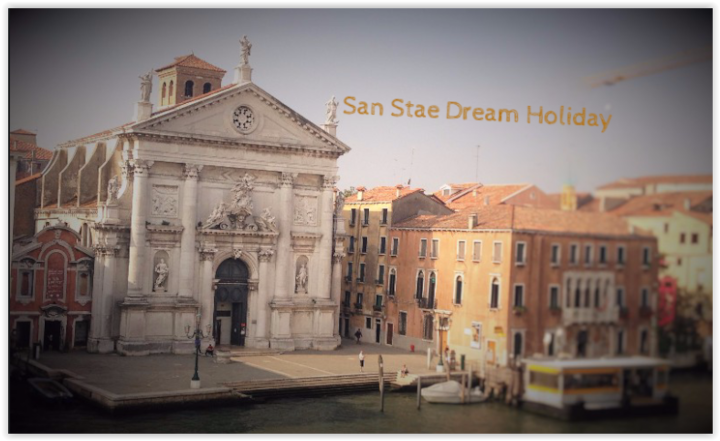 Venice Dream Holiday(San Stae)