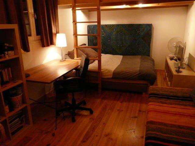 Chambres chez l'habitant - Saint-Martin-de-Londres - Huis