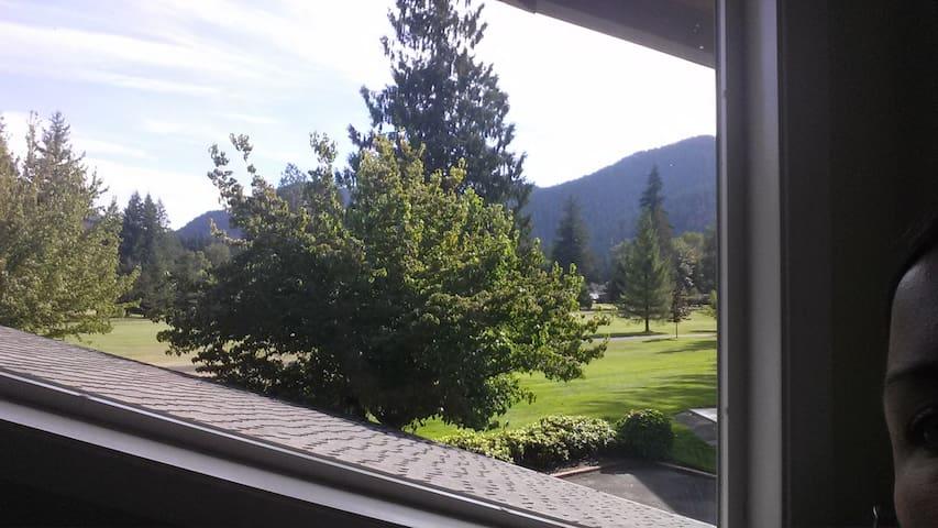 Little Mountain View Condo