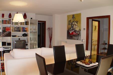 precioso piso al lado del parador  - La Lastrilla, segovia - Apartament