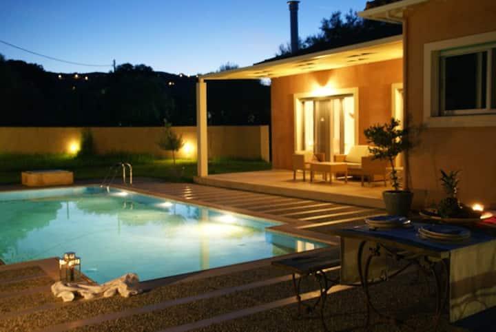 Villa 90sq.m. with private pool