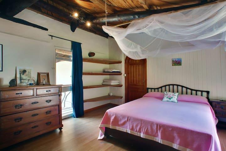 "#02 ""Luna"" THE ROMANTIC BEDROOM - FACINAS - Villa"