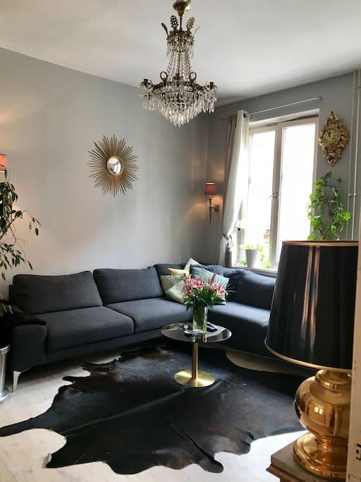 Vardagsrummet/Living room