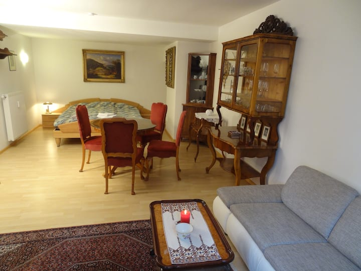 2 bedroom 650 sq ft, with terrace