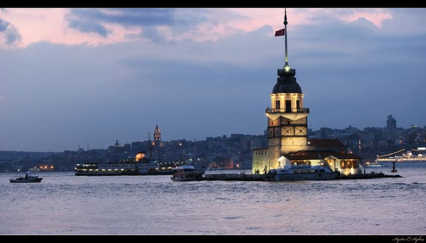 FEEL SPECIAL IN YOUR TRIP - Istanbul - Wohnung