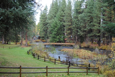 Metolius Riverfront Retreat