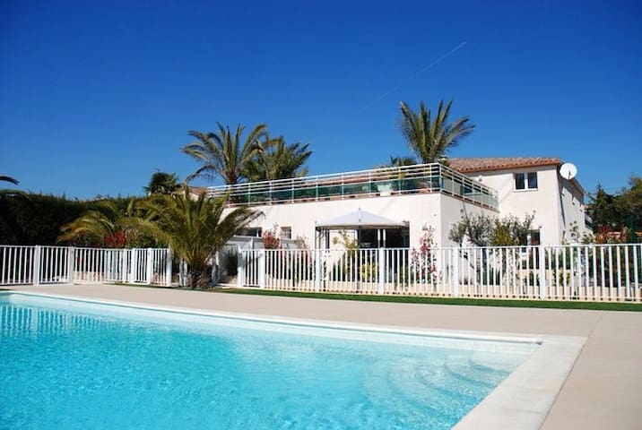 Beautiful 2 bed apartment with pool - Mougins - Apartamento