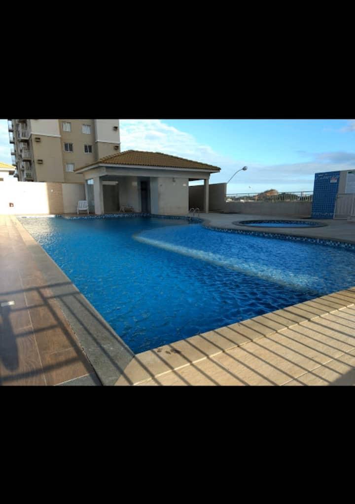 Apt inteiro aluguel mensal  em Vila Velha c/pisci