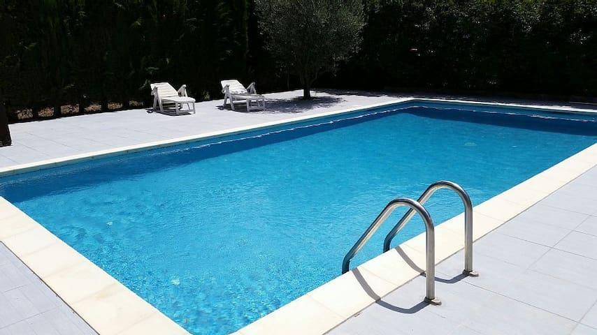 maison spacieuse avec piscine - Saint-Jean-de-Védas - Rumah