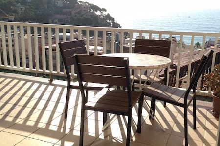 4 people, 2 bedrooms, WIFI, Stunning Sea Views. - Lloret de Mar