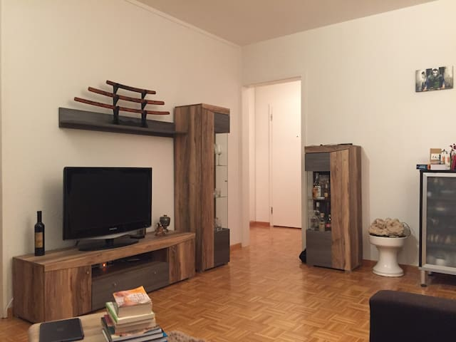 Lovely apartment close to the city centre of Bern