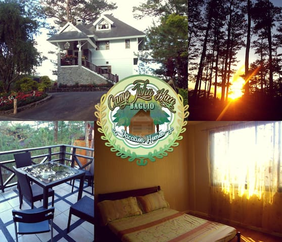 Camp John Hay Country Home G5 - Baguio - Casa