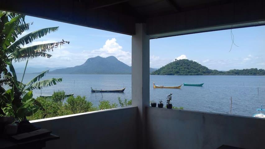 Venha descansar  em uma Ilha e curtir a naturezas