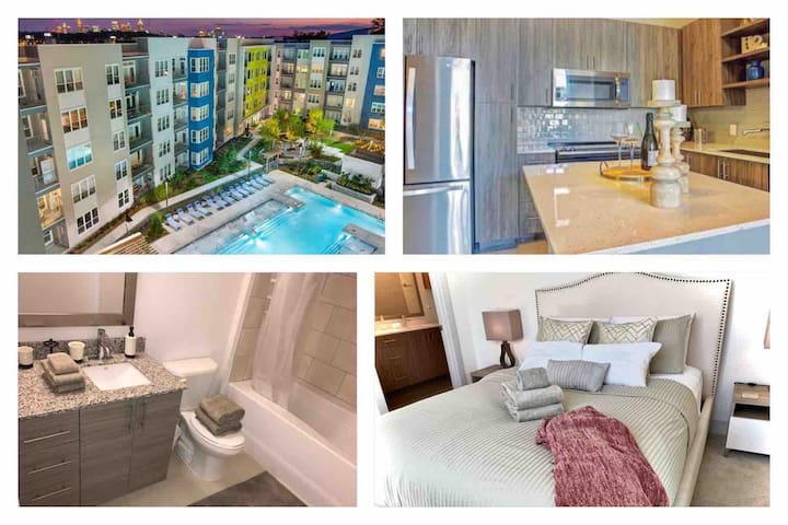 Luxury Resort Style Ft Lauderdale Condo★ 2Bedrooms