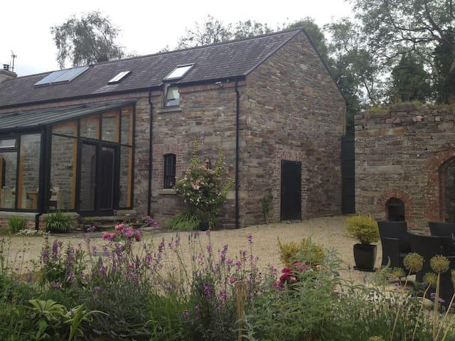 Donegal Cottage in lush countryside - Raphoe