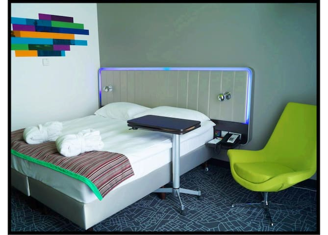 ParkInn by Radisson Pulkovo Airport St. Petersburg