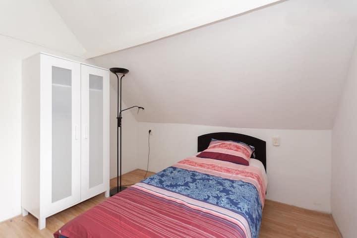 Luxurious Room next to the Erasmus University BA