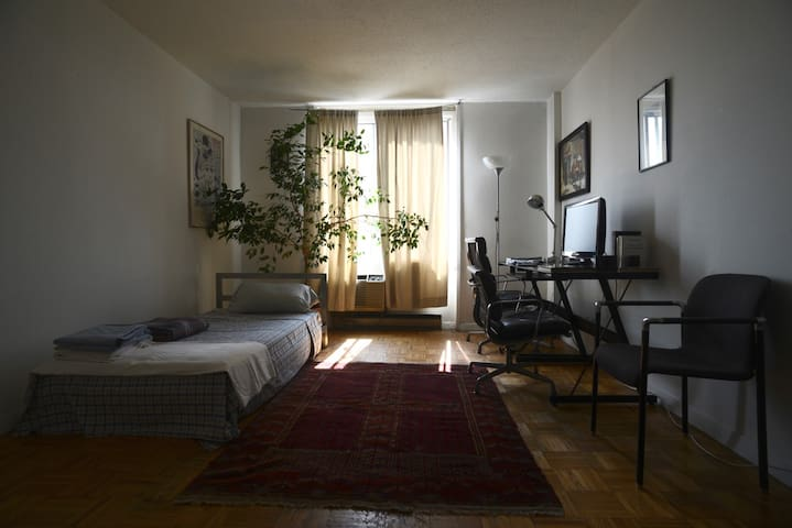 Beautiful large room Manhattan/Roosevelt Island