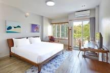 Bright Room Downtown Kanchanaburi