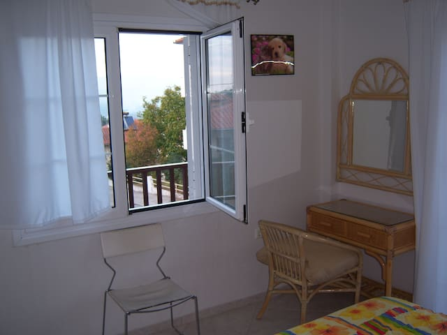 *Olympus dream apartment in the village* - Litochoro - Apartment