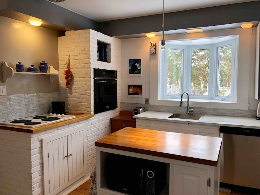 The perfect country kitchen