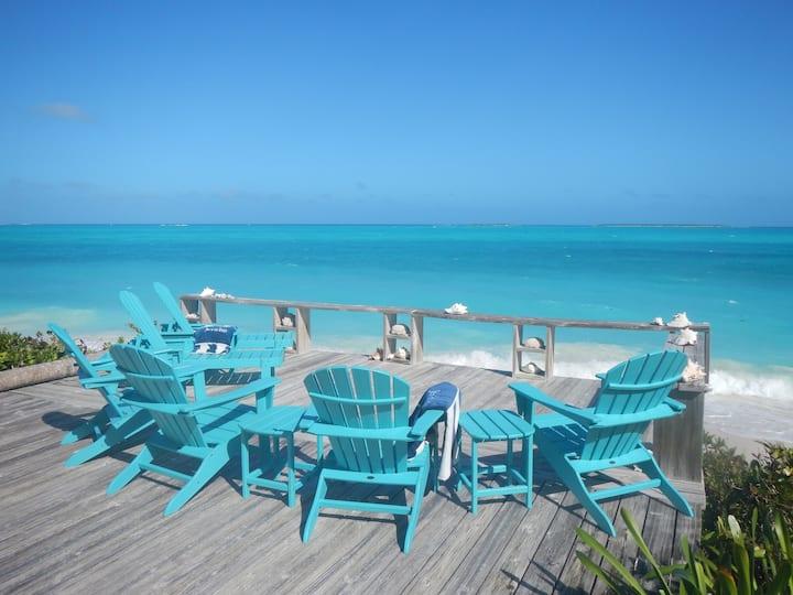Jericho Beach House Exuma Bahamas