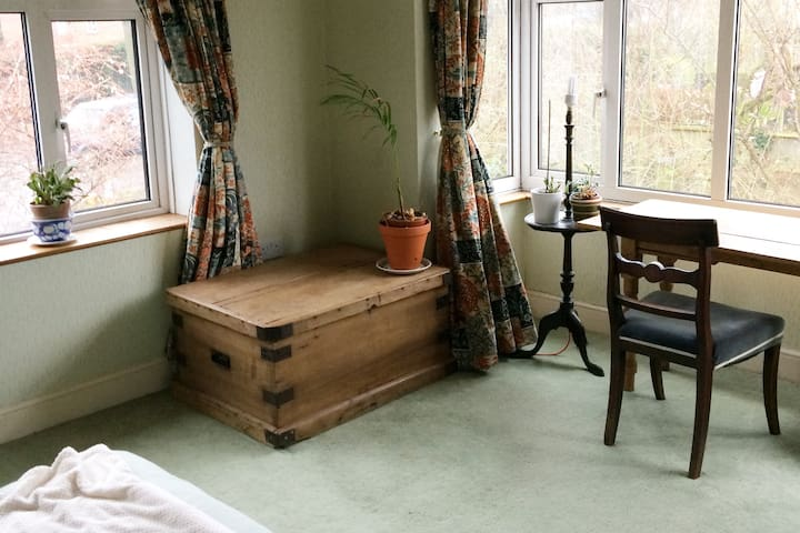 Large bedroom in townhouse ; for city or UEA