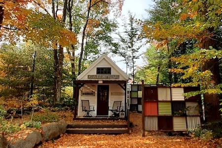 The 'Gatehouse'   A Tiny House with a BIG heart!