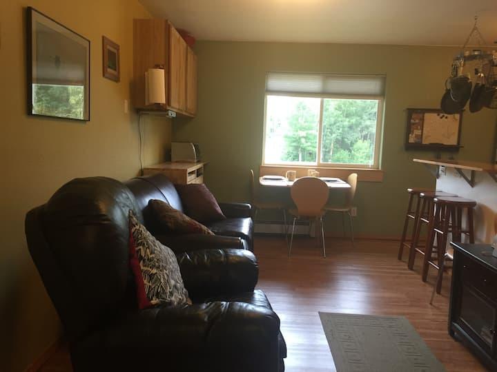 Soldotna Creek Park Apartment