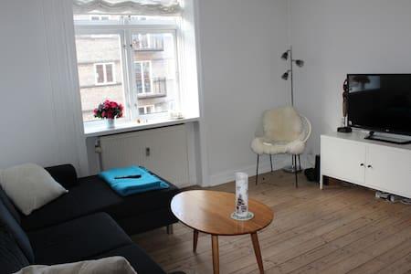 Cozy apartment near City centre - København Ø - Flat