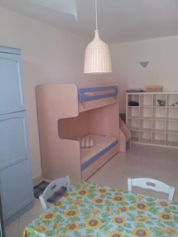 appartamento max 2 adulti a  Venturina Terme - Venturina Terme - Apartamento