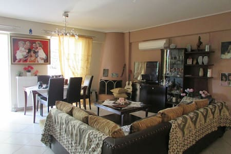 Cosy apartment near Airport Athens. - Paiania