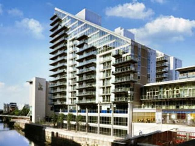 Luxury 1 bedroom Apartment - Salford - Apartment